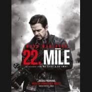22. míle (Mile 22) 2018 DVD