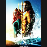 Aquaman 2018 DVD
