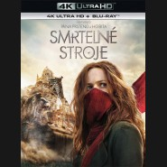 Smrtelné stroje (Mortal Engines) 2018 (4K Ultra HD) - UHD Blu-ray + Blu-ray