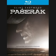 Pašerák (THE MULE) 2018 Blu-ray Clint Eastwood