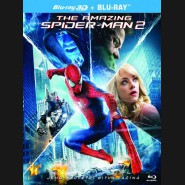 Amazing Spider-Man 2 (Amazing Spider-Man 2) - Blu-ray 3D + 2D