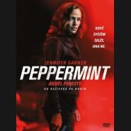 Peppermint: Anděl pomsty  2018 (Peppermint) DVD