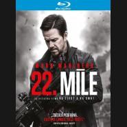 22. míle (Mile 22) 2018 Blu-ray