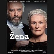 Žena 2017 (The Wife) DVD
