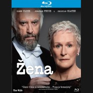 Žena 2017 (The Wife) DVD Blu-ray