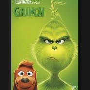 Grinch 2018 (animovaný)  DVD