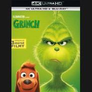 Grinch 2018 (animovaný) (4K Ultra HD) - UHD Blu-ray + Blu-ray