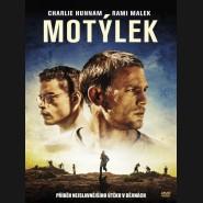 MOTÝLEK (Papillon) 2017 DVD