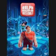 Ralph búra internet / Raubíř Ralf a internet 2018 (Ralph Breaks the Internet) DVD