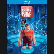 Ralph búra internet / Raubíř Ralf a internet 2018 (Ralph Breaks the Internet) Blu-ray