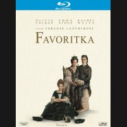 FAVORITKA 2018 (The Favourite) Blu-ray