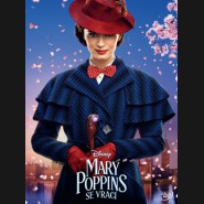 MARRY POPPINS SE VRACÍ 2018 (Mary Poppins Returns) DVD