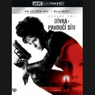 DÍVKA V PAVOUČÍ SÍTI 2018 (The Girl in the Spider's Web) (4K Ultra HD) - UHD Blu-ray + Blu-ray