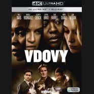 Vdovy 2018 (WIDOWS) (4K Ultra HD) - UHD Blu-ray + Blu-ray