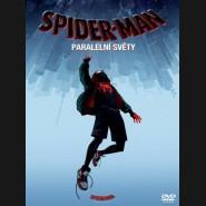 Spider-Man: Paralelní světy 2018 (Spider-Man: Into the Spider-Verse) DVD