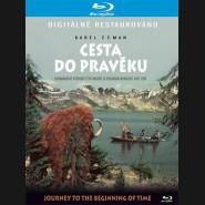 Cesta do pravěku 1955 Blu-ray (remasterovaná verze)