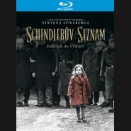 Schindlerův seznam 1993 (Schindler's List) - výroční edice 25 let - Blu-ray + BD bonus