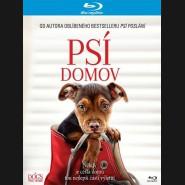 Návrat domov /Psí domov 2019 (A Dog's Way Home) Blu-ray