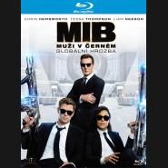 MUŽI V ČERNÉM: Globální hrozba 4 - 2019 (Men in Black: International 4) Blu-ray