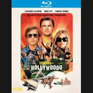 TENKRÁT V HOLLYWOODU 2019 (Once Upon a Time in Hollywood 2019) Blu-ray