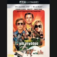 TENKRÁT V HOLLYWOODU 2019 (Once Upon a Time in Hollywood 2019 (4K Ultra HD) - UHD Blu-ray + Blu-ray