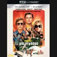 TENKRÁT V HOLLYWOODU 2019 (Once Upon a Time in Hollywood 2019 (4K Ultra HD) - UHD Blu-ray + Blu-ray
