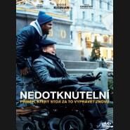 NEDOTKNUTELNÍ 2017 (The Upside) DVD