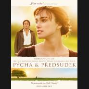Pýcha a předsudek 2005 (Pride & Prejudice) DVD