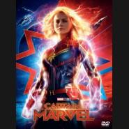 CAPTAIN MARVEL 2019 (Captain Marvel) DVD