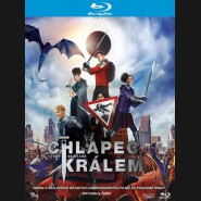 Chlapec, který se stane králem 2019 (The Kid Who Would Be King) Blu-ray