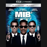Muži v černém 3 - 2012 ( Men in Black 3) (4K Ultra HD) - UHD Blu-ray + Blu-ray