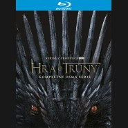 Hra o trůny 8. série (Game of Thrones Season 8) Blu-ray (3 X BD) 2018