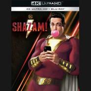 SHAZAM! 2019 (Shazam!) (4K Ultra HD) - UHD Blu-ray + Blu-ray