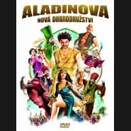 Aladinova nová dobrodružství 2015 (Les nouvelles aventures d'Aladin) DVD