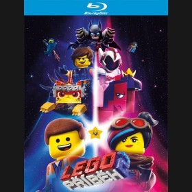 Lego příběh 2 - 2019 (The Lego Movie 2: The Second Part) Blu-ray
