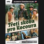 Třetí skoba pro Kocoura 1983 (remasterovaná verze) DVD