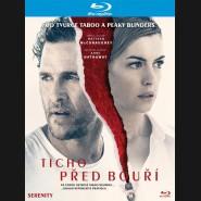 TICHO PŘED BOUŘÍ 2018 (Serenity) Blu-ray