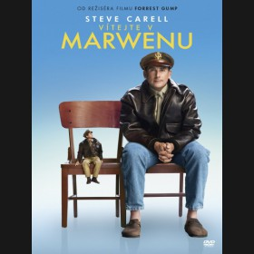 VÍTEJTE V MARVENU 2018 (Welcome to Marwen) Blu-ray