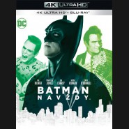 Batman navždy 1995 (Batman Forever) (4K Ultra HD) - UHD Blu-ray + Blu-ray