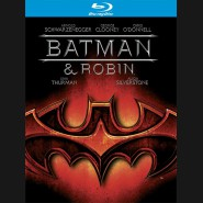 Batman a Robin 1997 (Batman & Robin) Blu-ray