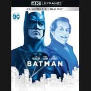 Batman 1989 (Batman) (4K Ultra HD) - UHD Blu-ray + Blu-ray