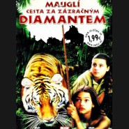 Mauglí - Cesta za zázračným diamantem 1998 (Jungle Book: Lost Treasure) DVD
