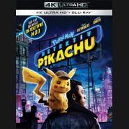 POKÉMON: Detektiv Pikachu 2019 (Pokémon: Detective Pikachu) (4K Ultra HD) - UHD Blu-ray + Blu-ray