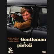 Gentleman s pistolí 2018 (The Old Man & the Gun) DVD