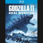 Godzilla II Král monster 2019 (Godzilla: King of the Monsters) Blu-ray