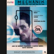 Mechanik (El Maquinista) DVD
