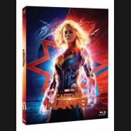CAPTAIN MARVEL 2019 (Captain Marvel) Limitovaná sběratelská edice Blu-ray