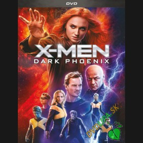 X-Men: Dark Phoenix 2019 DVD