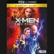 X-Men: Dark Phoenix 2019 (4K Ultra HD) - UHD Blu-ray + Blu-ray