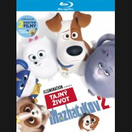 Tajný život maznáčikov 2 - 2019 (The Secret Life of Pets 2) Blu-ray